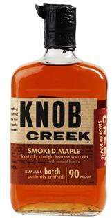 Knob Creek Bourbon Small Batch Smoked Maple 750ml
